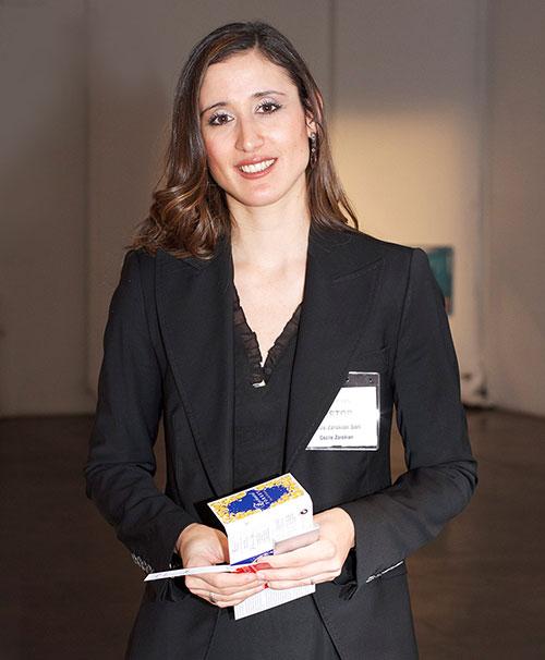 Cécile Zarokian